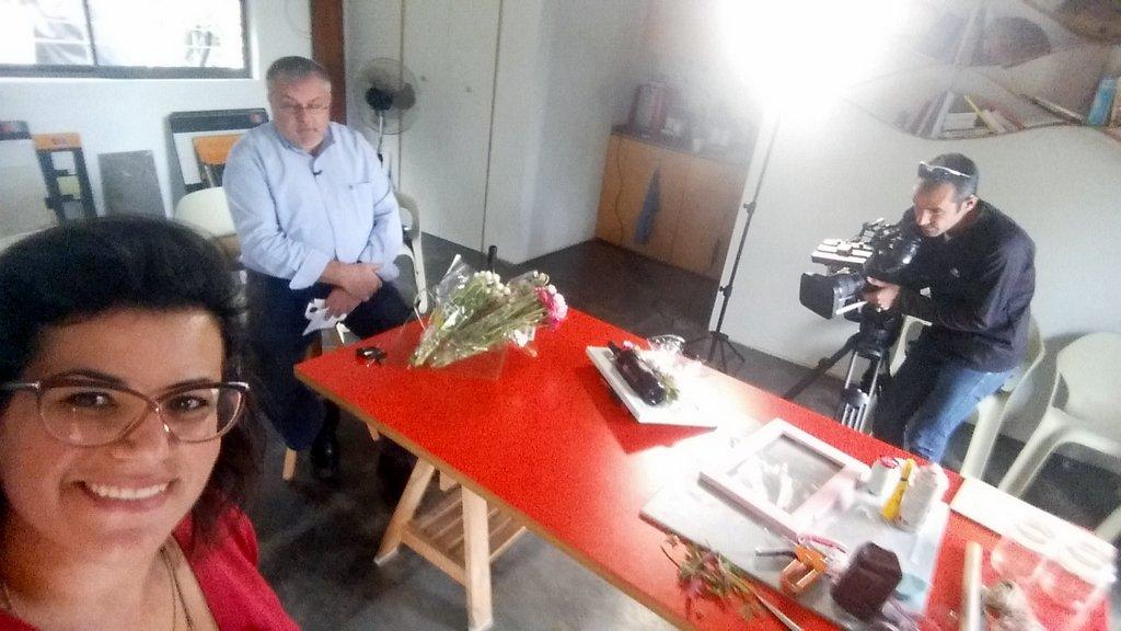 מנחם הורוביץ ולירון גונן מכינים משלוח מנות בתכנית חיסכון (25)