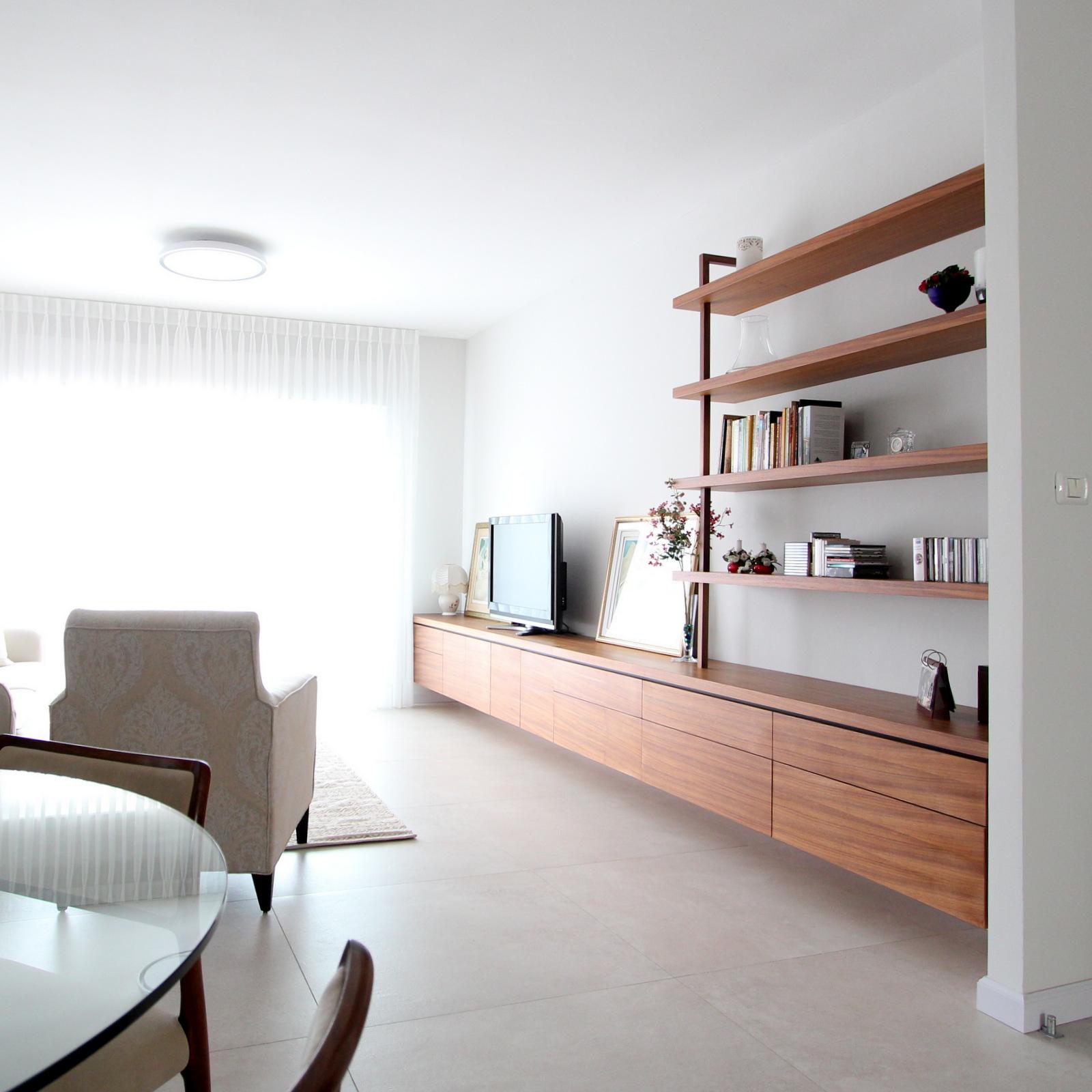 עיצוב פנים לדירה ברמת פולג עיצוב וצילום לירון גונן (6)