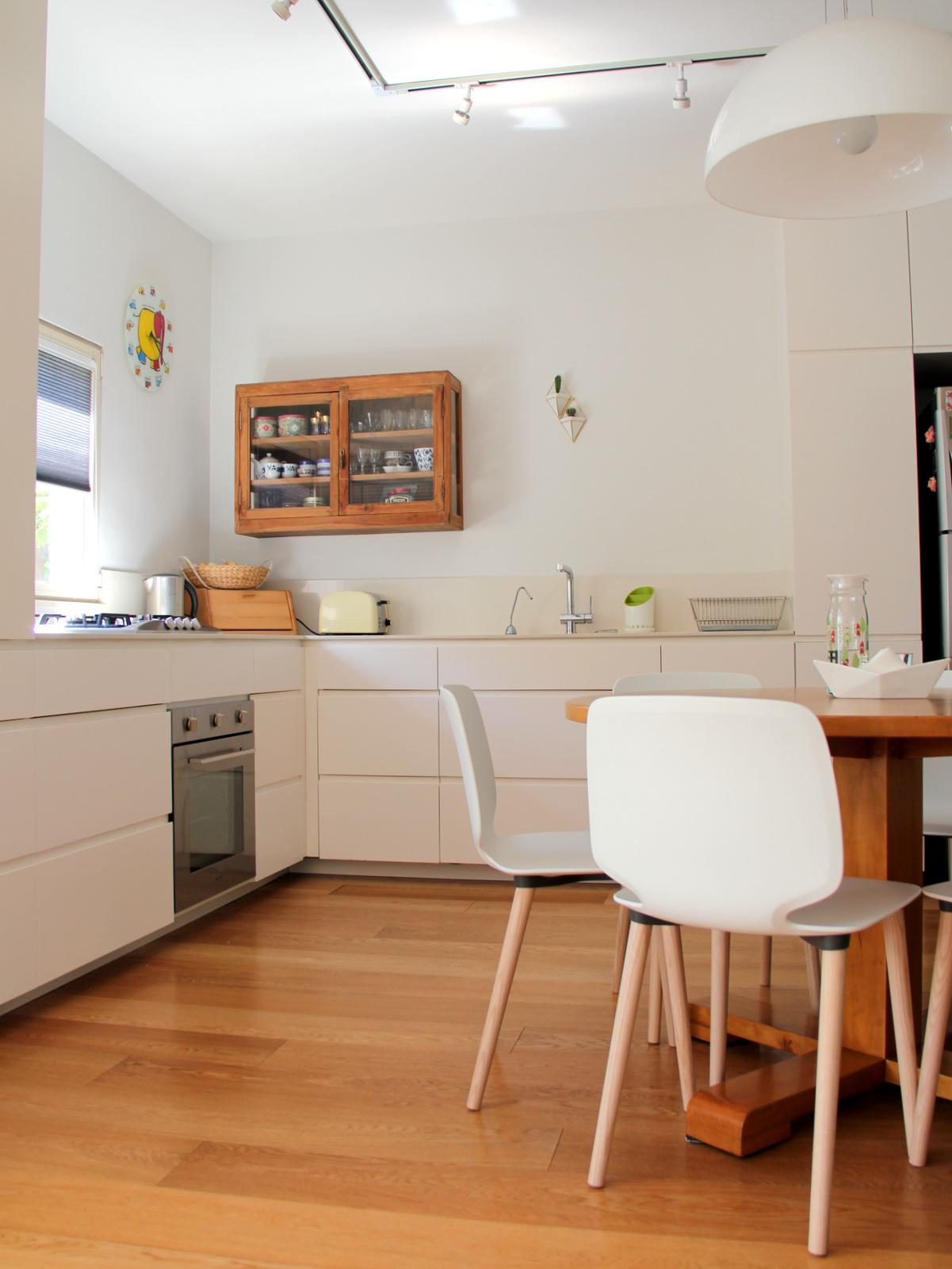 מטבח בוהו מודרני עיצוב לירון גונן סטודיו מיס גרות