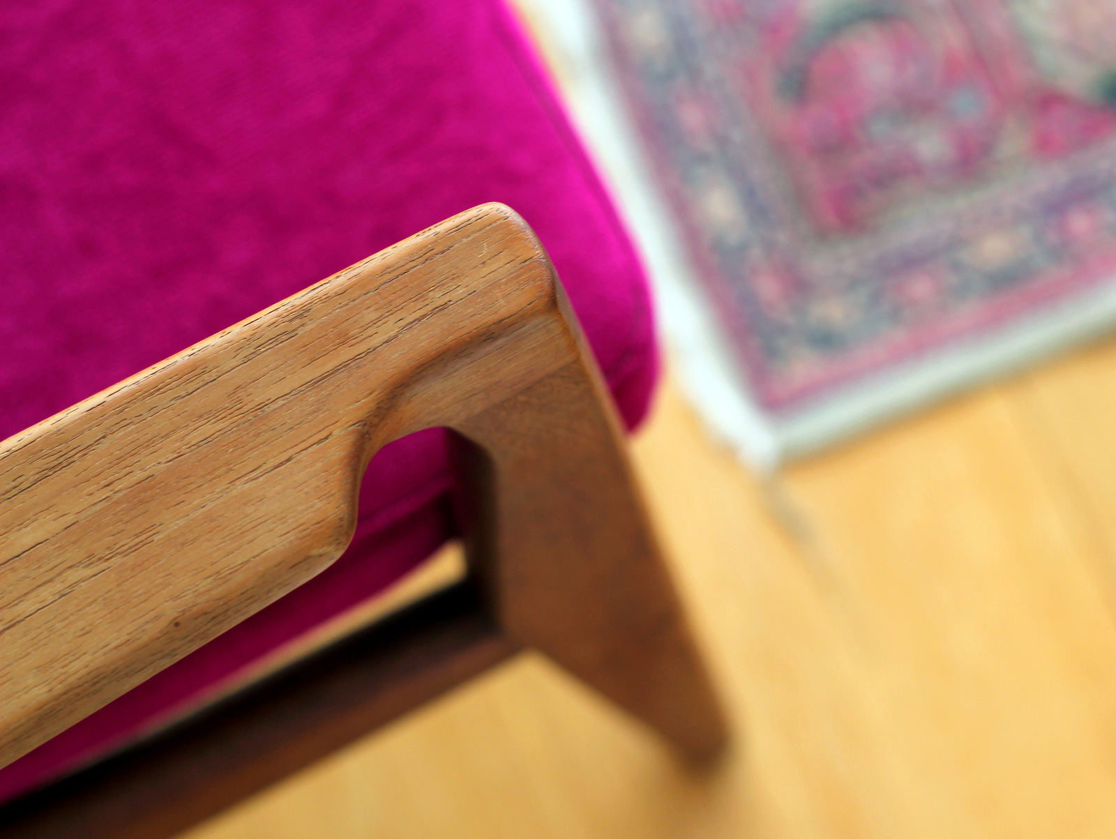 בוהו מודרני הום סטיילינג כסא דניש וינטג רהיטים