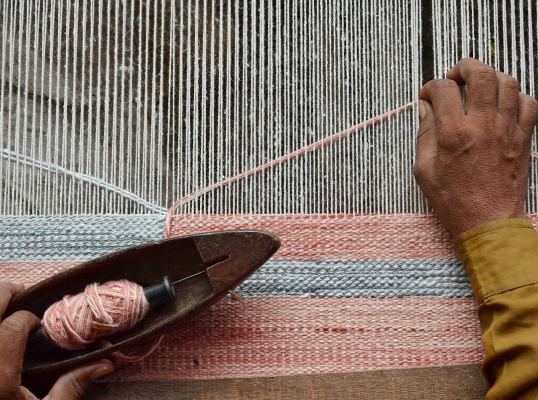 שטיח ממוחזר סיבי פלסטיק