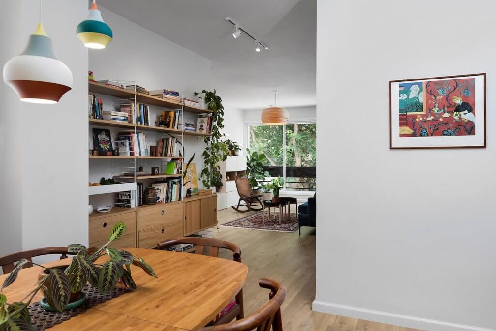 לואיס פולסן LOUIS POULSEN, עיצוב פנים, עיצוב בית מודרני, פרקט למינציה קוויק סטפ אלון טבעי